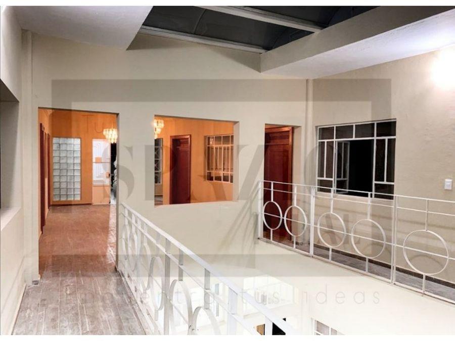 casa remodelada renta zona centro para negocio