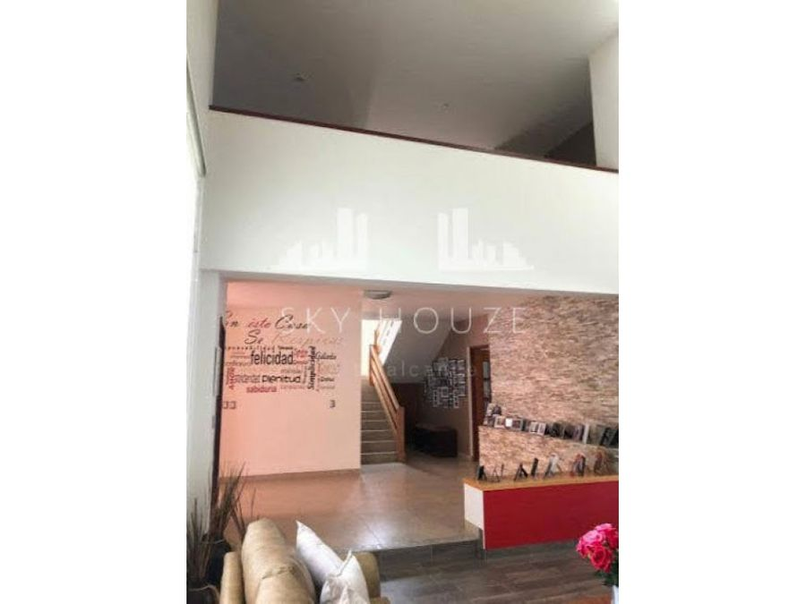 casa en venta en residencial mison de san jose al norte de la ciudad