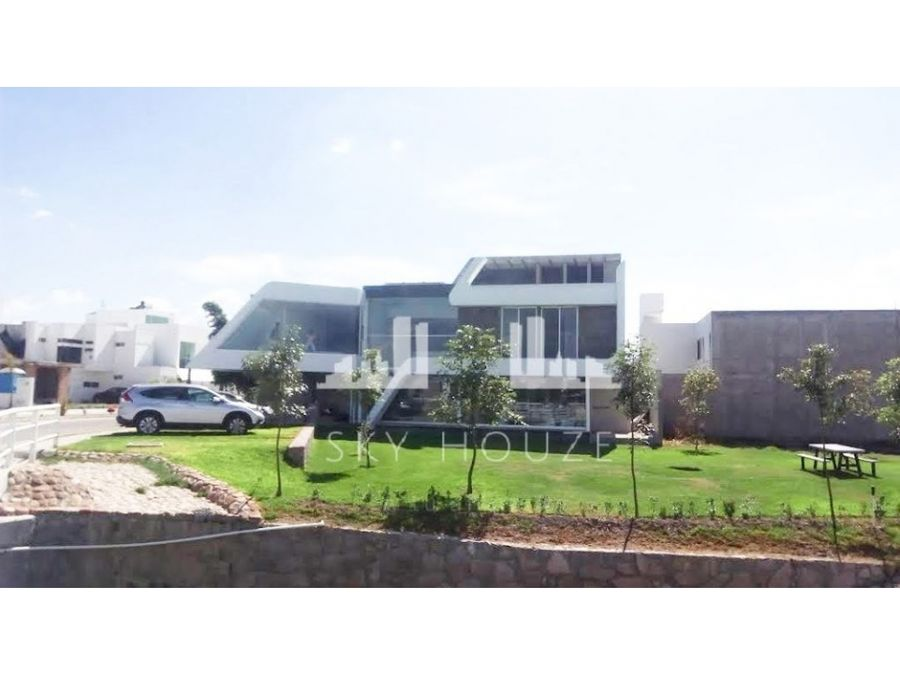 casa amueblada en renta al nor pte en residencial q campestre