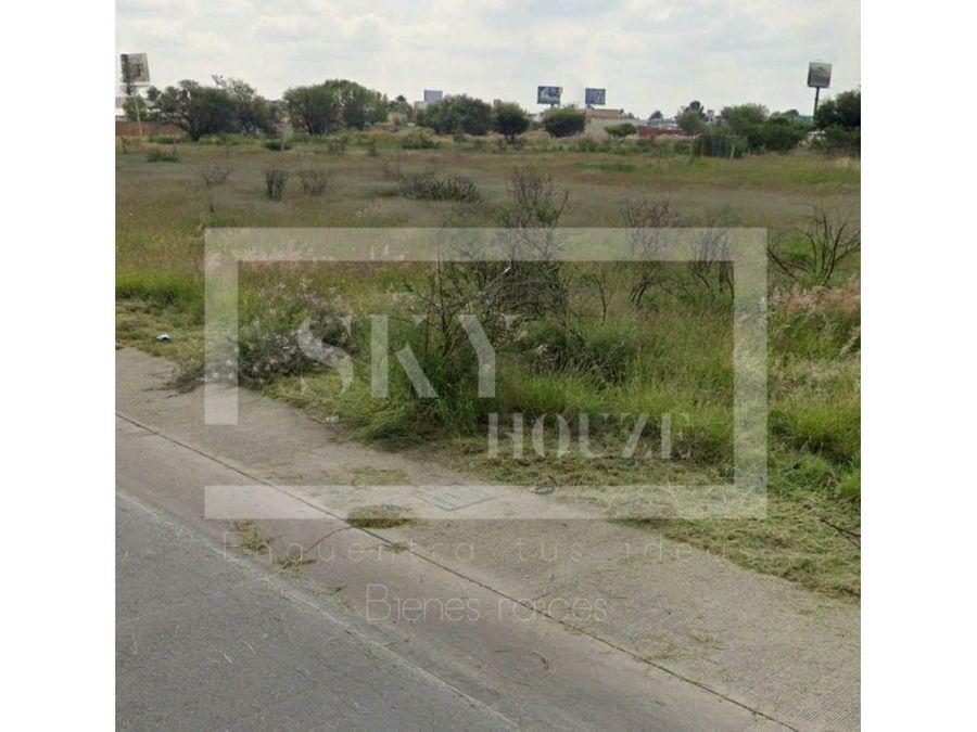terreno residencial venta zona norte de la ciudad de aguascalientes