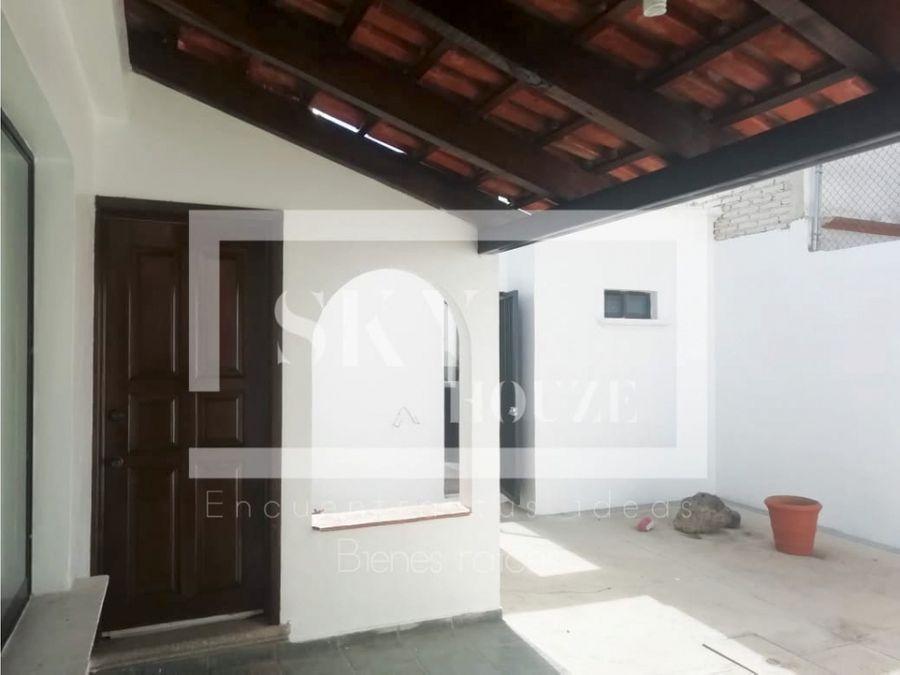 casa en renta al norte en villas de montenegro en aguascalientes