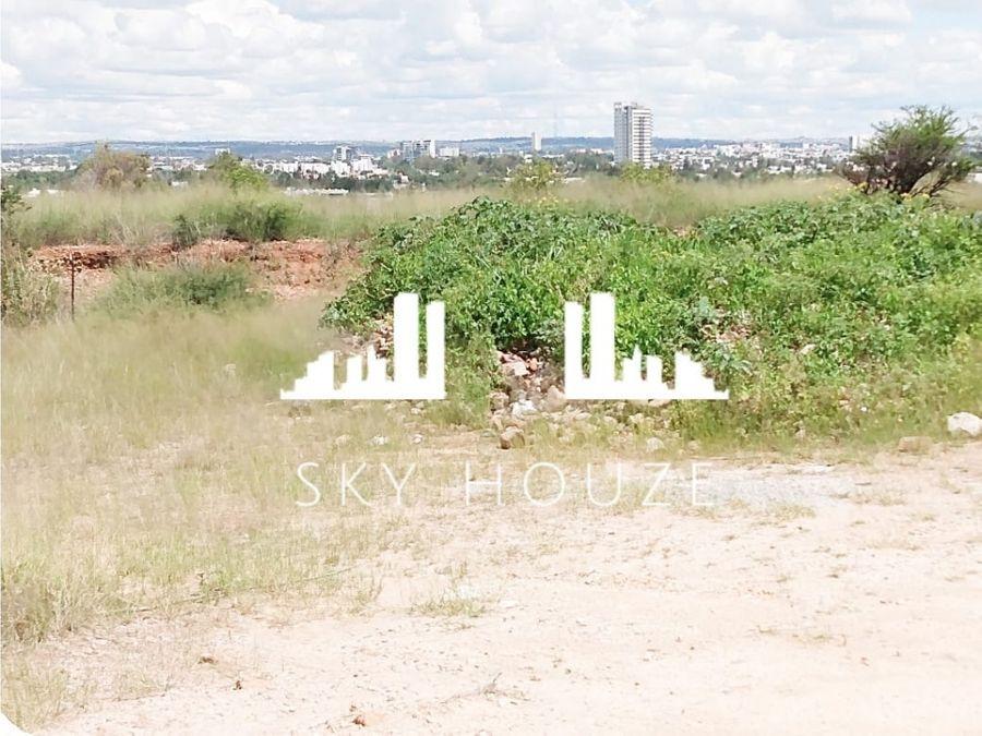 terreno venta zona nor pte para tu nueva casa cerca tec de monterrey