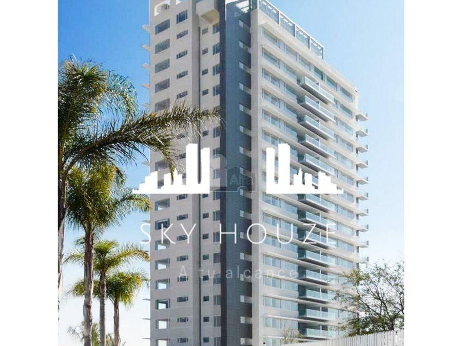 departamentos renta al norte terzetto torre residencial ags