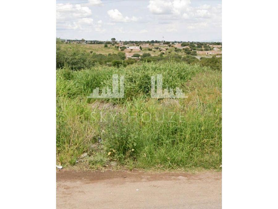 terreno en venta al poniente de la ciudad sobre carretera