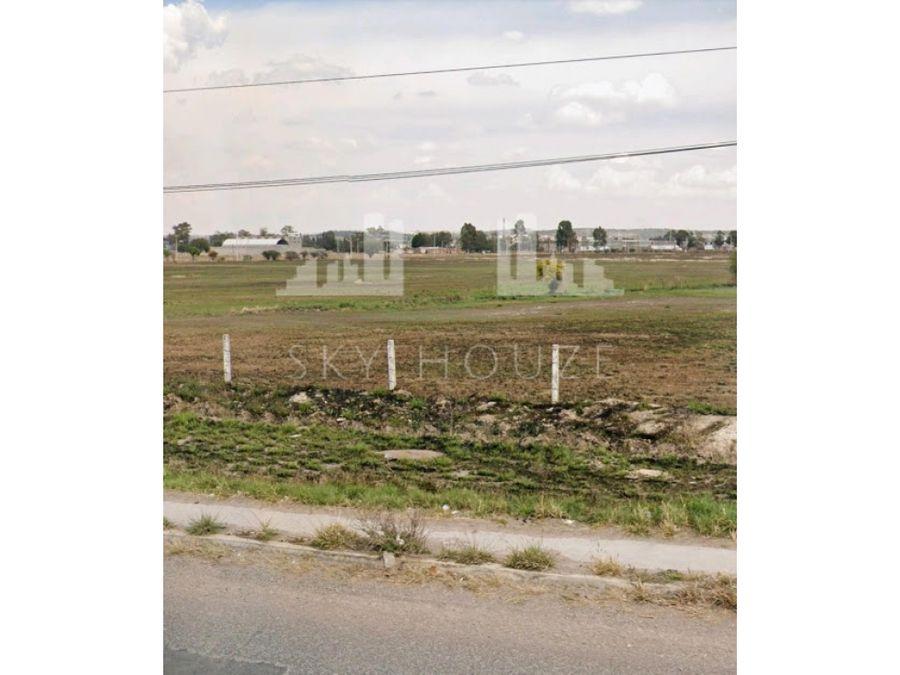 terreno en venta al sur cerca de nissan mexicana i