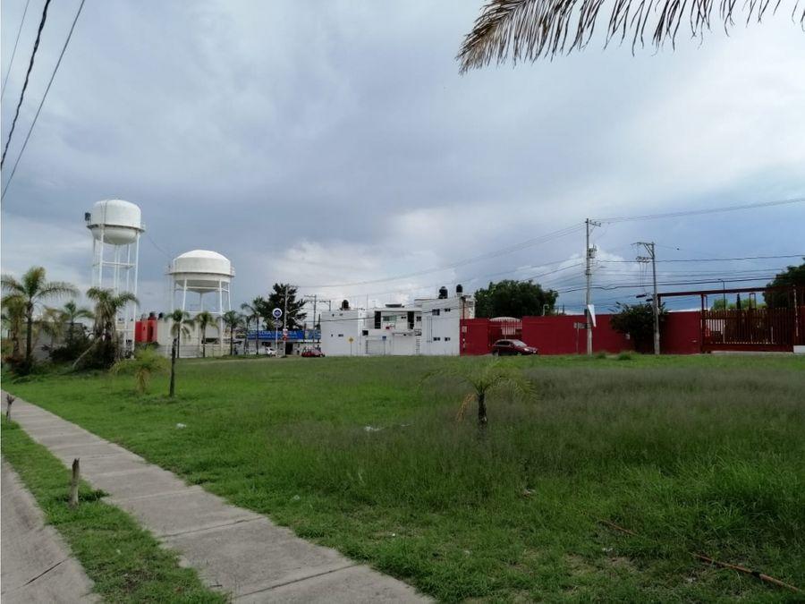 terreno en venta zona sur pte villas de la cantera cerca uvm
