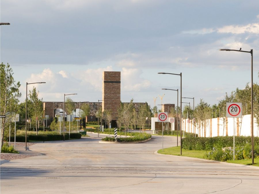 terreno en venta en residencial al nor pte de la ciudad