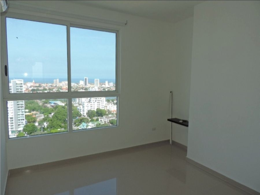 vendo apartamento en cartagena en manga vista