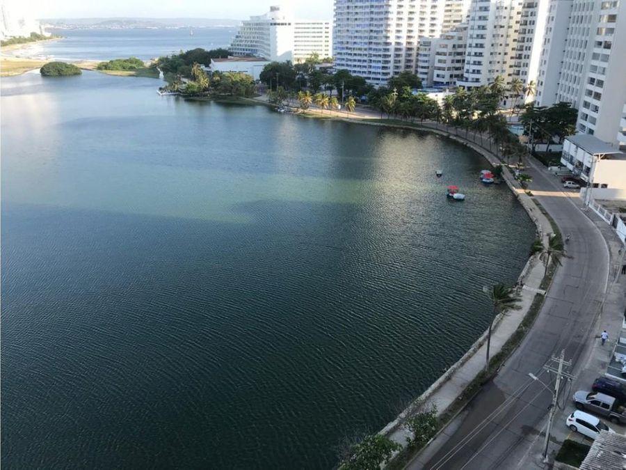 arriendo y vendo apartamento en el laguito