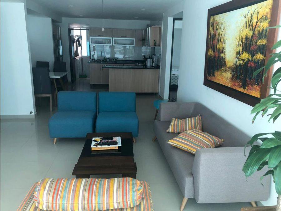 en cartagena vendo apartamento en zona norte