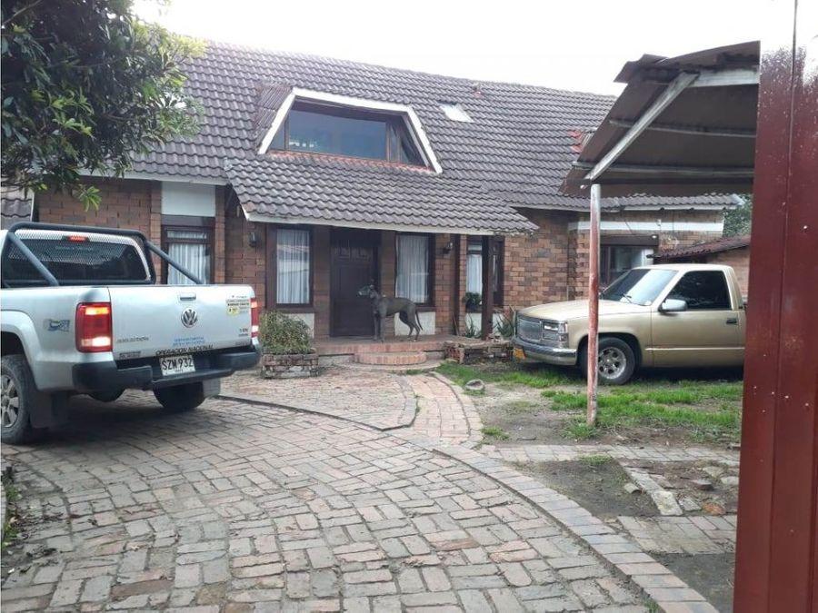 venta permuta casa chia cundinamarca cod806769