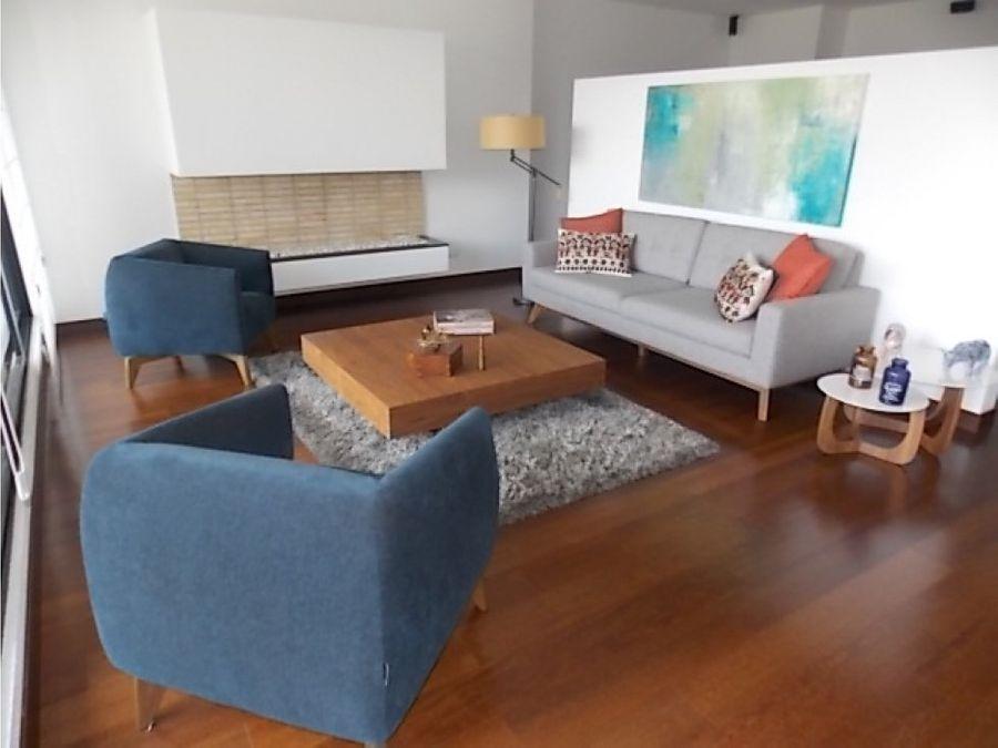 venta apartamento cerros de sotileza bogota