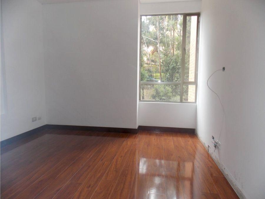vendo o renta apartamento bosque reserva bogota