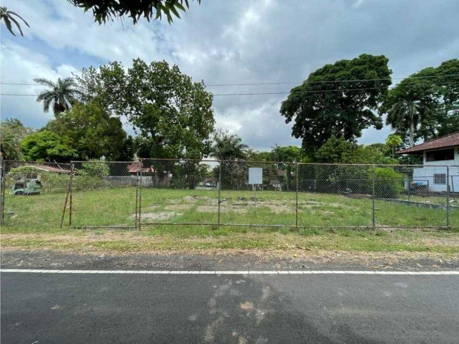 terreno en venta en altos de curundu ligia