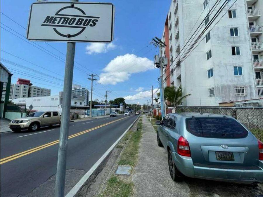 terreno en venta rm3c2 avenida la pulida ligia