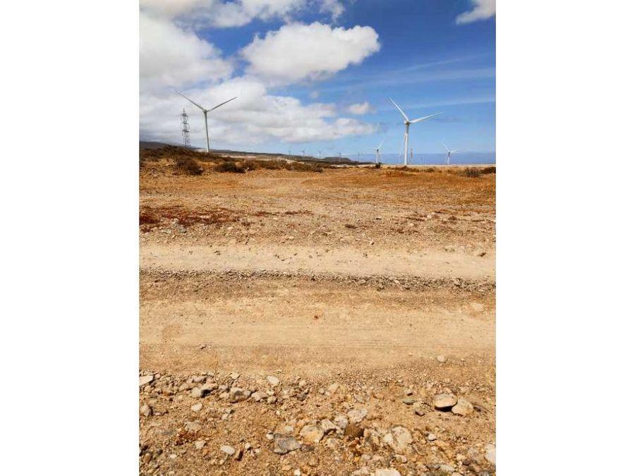 terreno rustico agrario el tablero termino municipal de granadilla