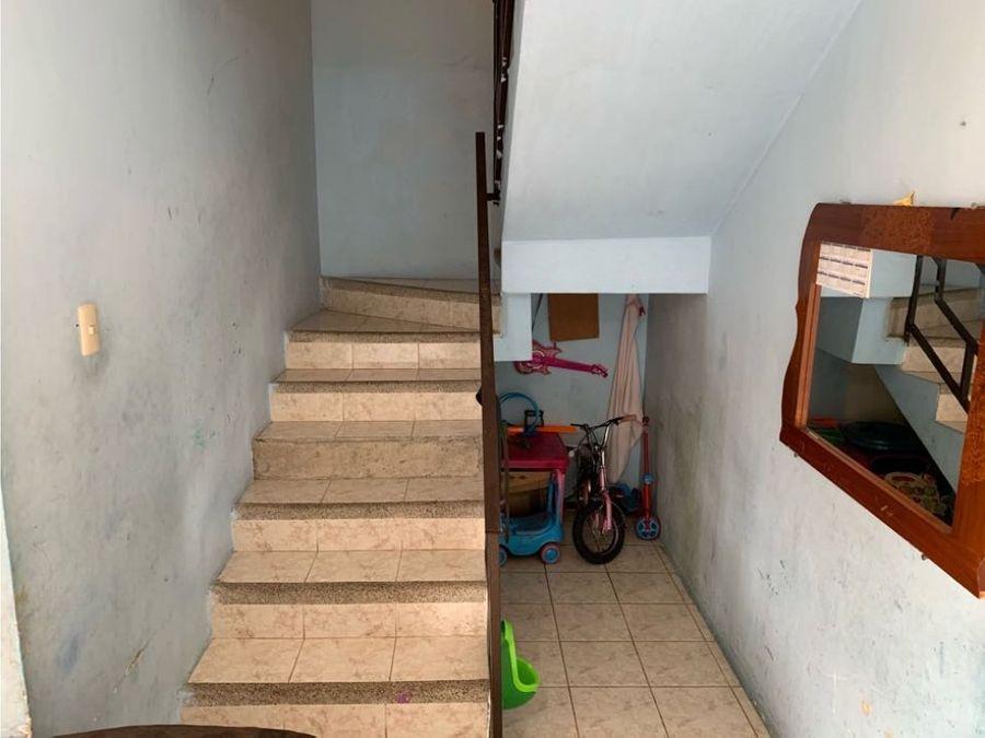 venta de casa en urb ecocity 2 plantas via daule