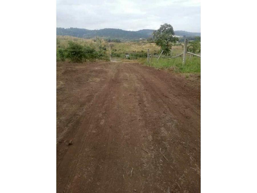venta terreno km 22 via a la costa chongon