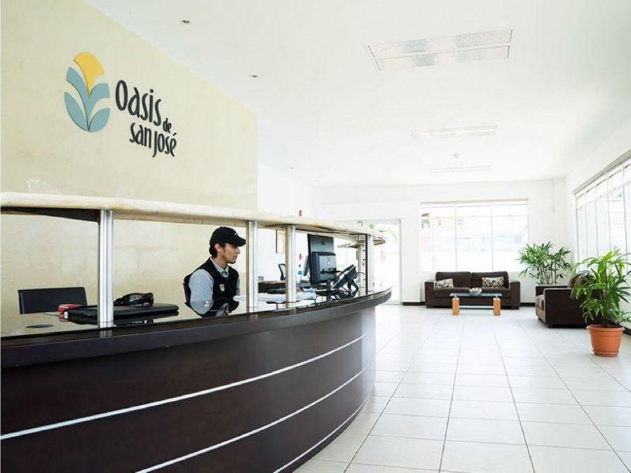 venta apartamento 130000 oasis de san jose