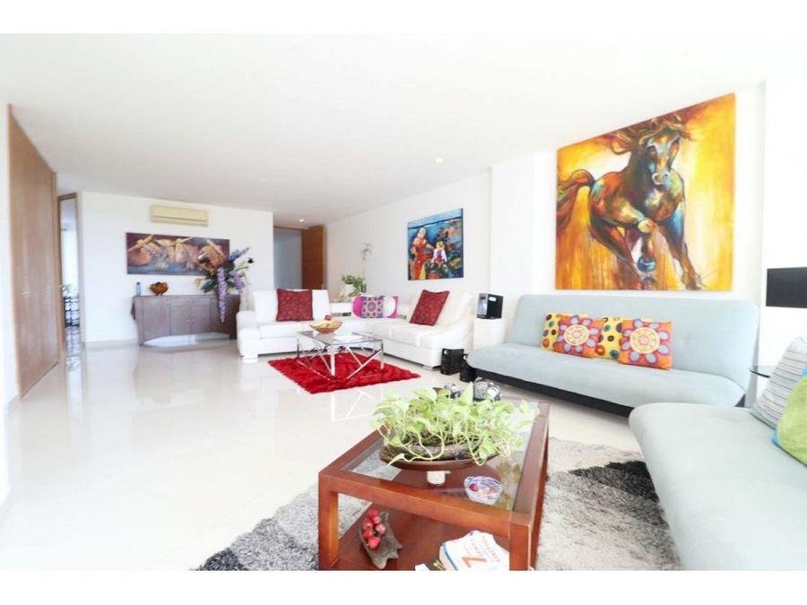 venta apartamento 3 alcobas karibana cartagena