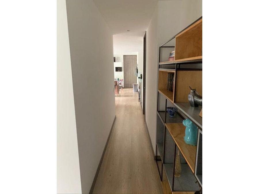 apartamento en venta medellin poblado cola del zorro