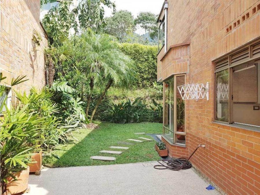 casa en venta envigado sector san lucas