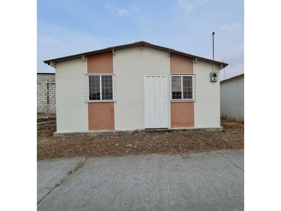 venta casa mi lote villa bonita norte de guayaquil