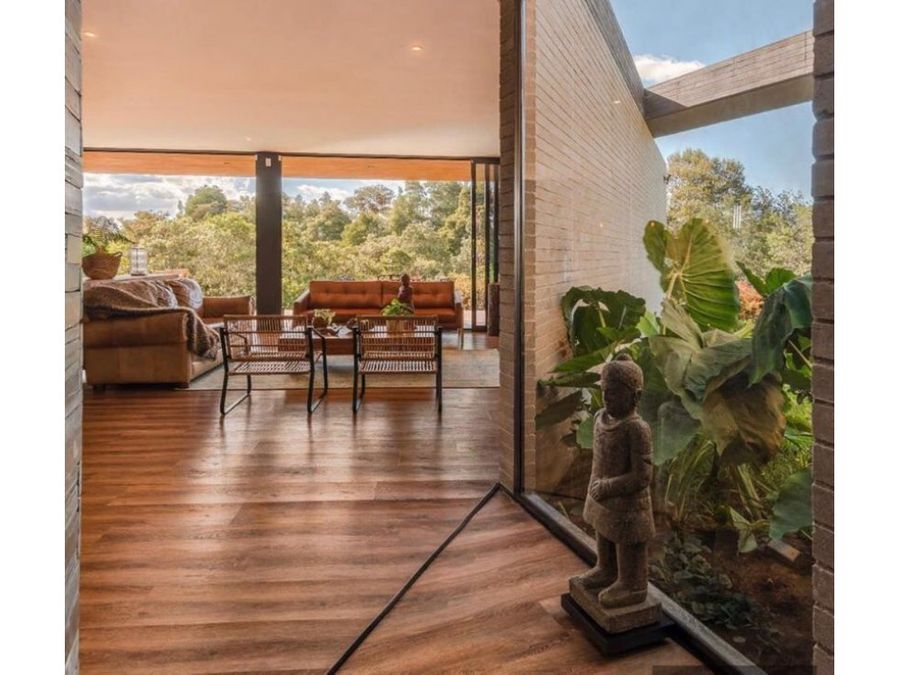 venta casa campestre en variante palmas envigado