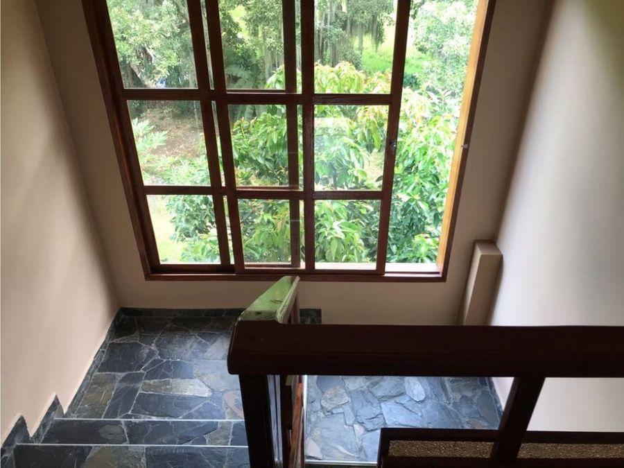 venta casa campestre en girardota