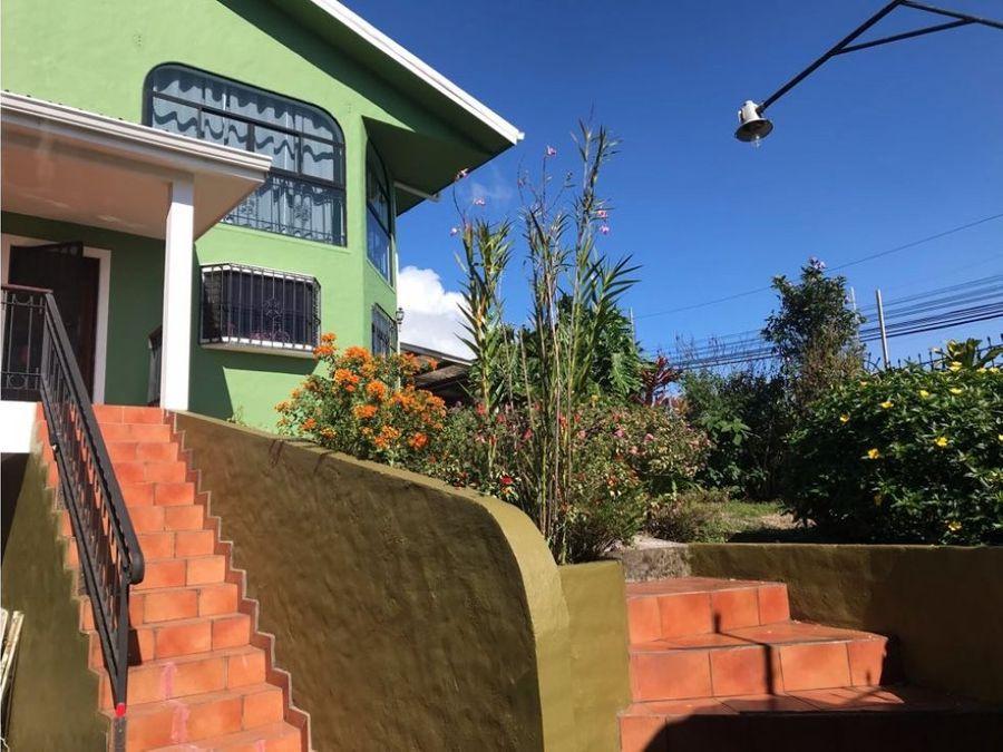 venta casa heredia san rafael calle hernandez