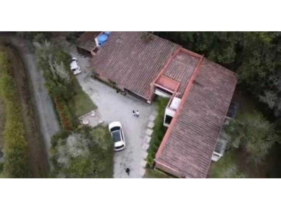 venta casa lote alto de san luis loma del escobero el retiro