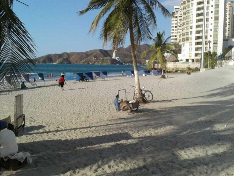 venta casa a 1 cuadra de playa rodadero sur santa marta