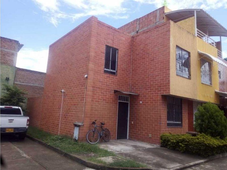 vendo casa en el de cali barrio salomia unidad cerrada