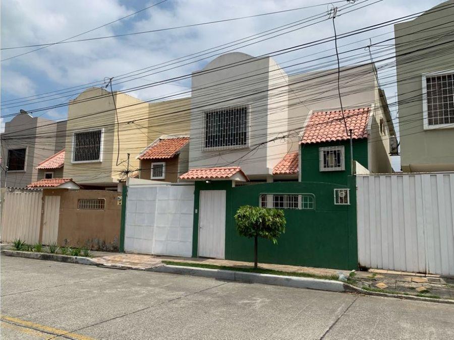 venta casa unifamiliar san felipe norte de guayaquil