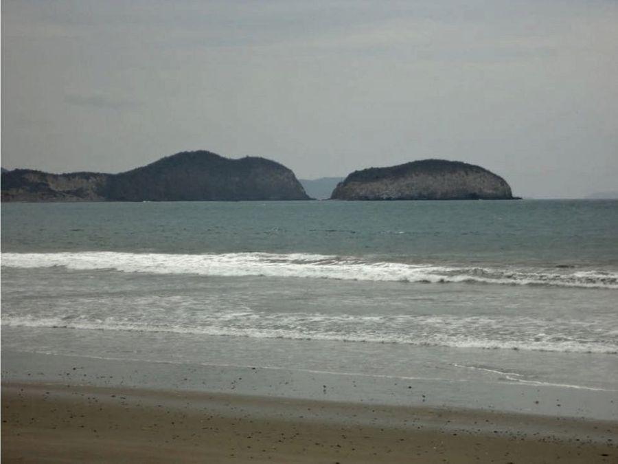 venta de terreno cerca del mar en puerto cayo