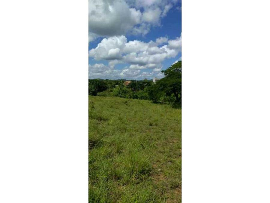 venta de terrenos en lomas lindas 1300mts a rd1050