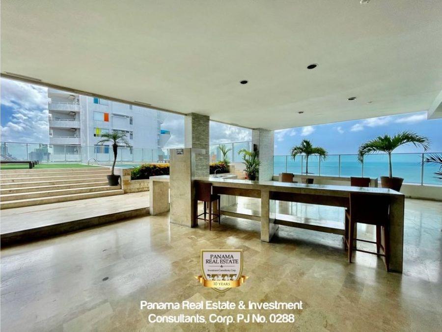 venta de apartmento en avenida balboa fa