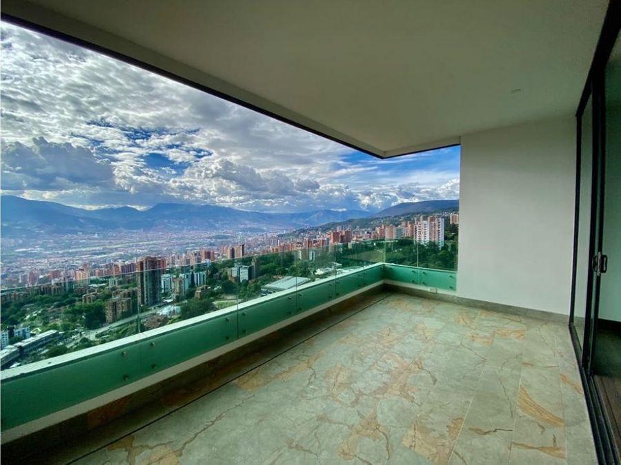 venta de apartamento sector altos del poblado