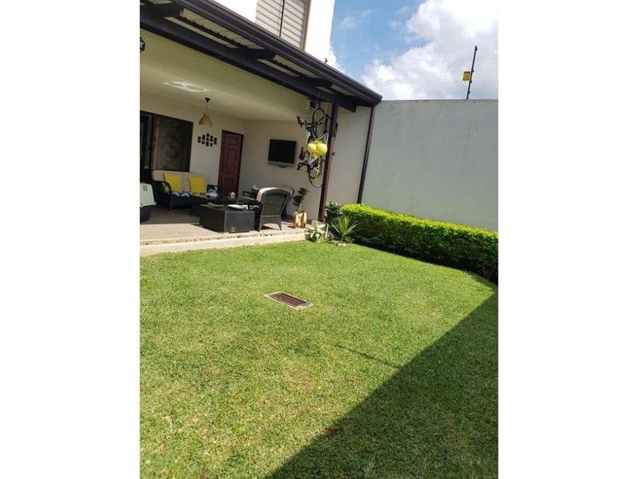 venta de casa alajuela rio segundo residencial colinas del viento