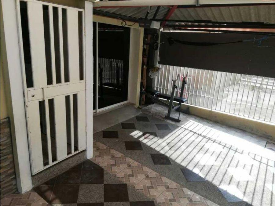 venta de casa ciudad santiago via a daule