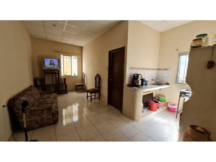 venta de casa rentera al sur de guayaquil en cdla los esteros