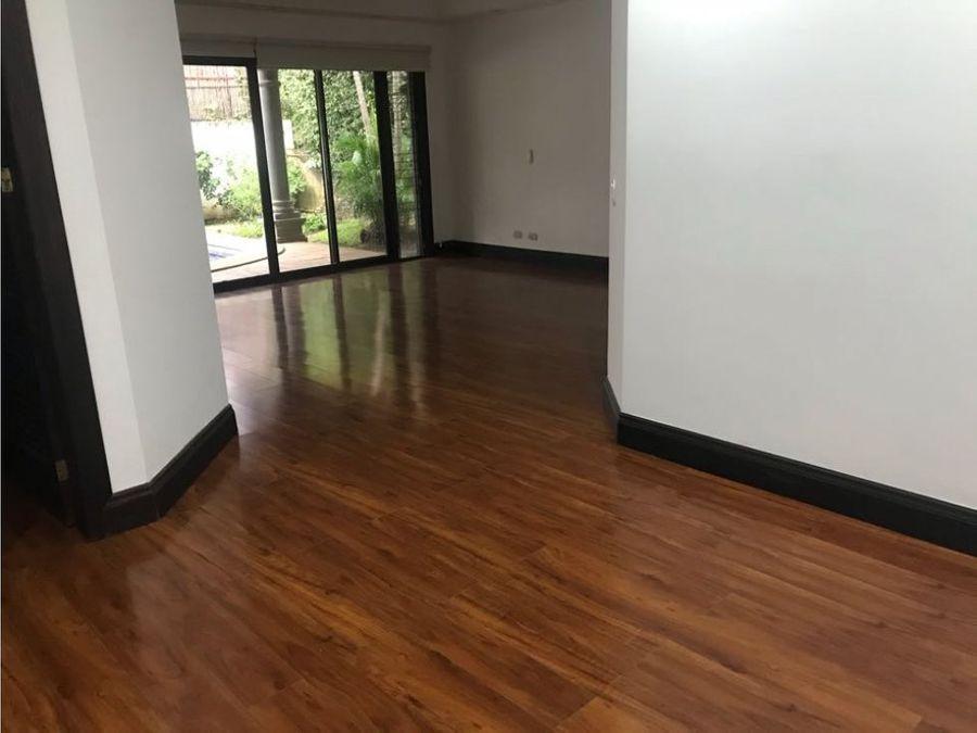 venta de casa santa ana lindora condominio bosques de lindora