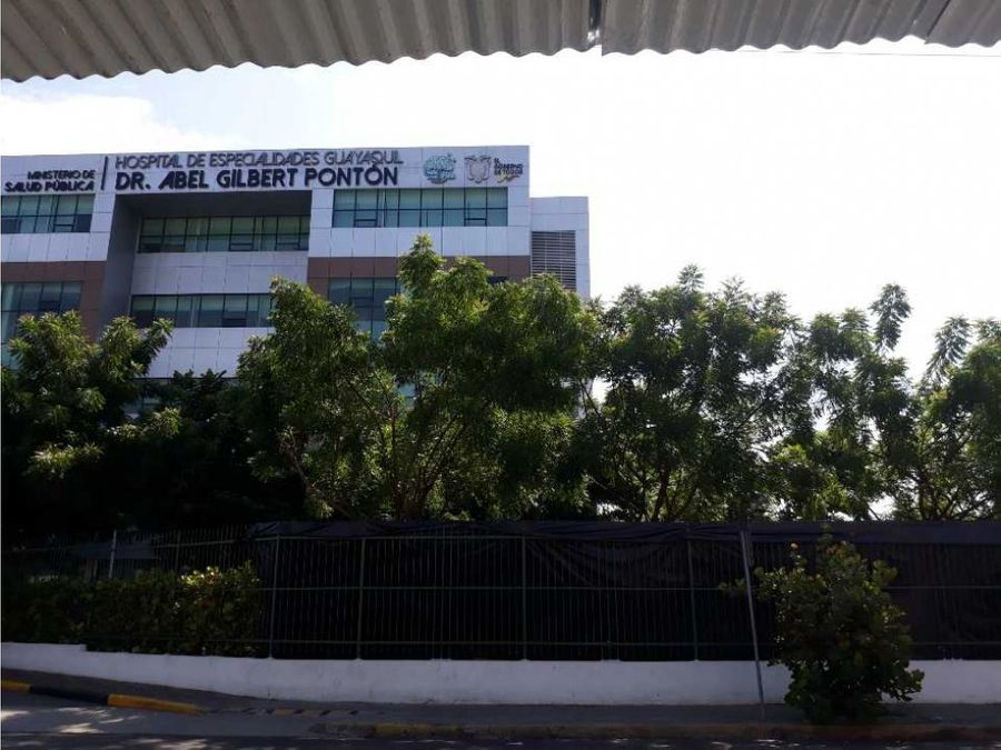 venta casa comercial frente al hospital abel gilbert sur guayaquil