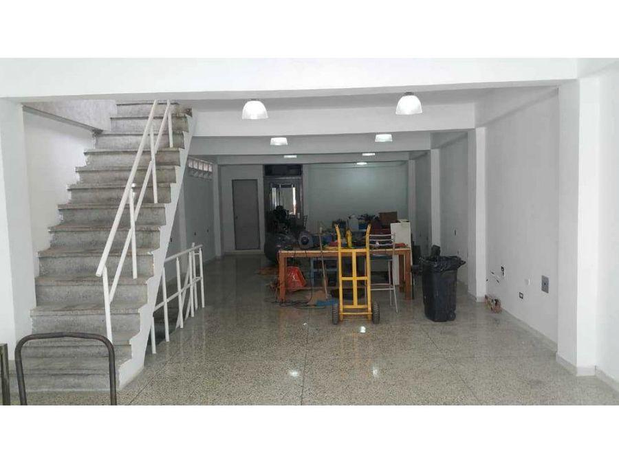 se vende edificio comercial 537m2 chacao