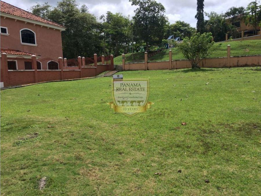 terreno en venta en clayton villega fa