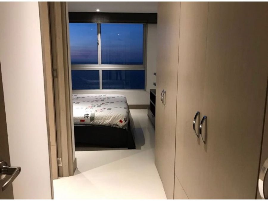 vendo apartamento de uso mixto frente al mar