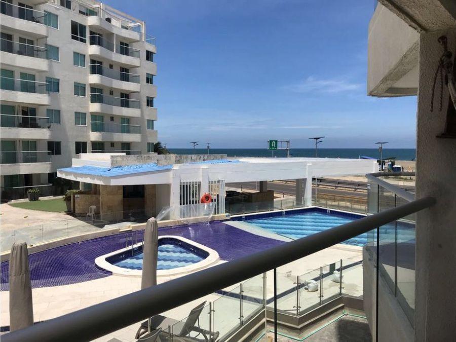 vendo apartamento en z norte cerca a la playa