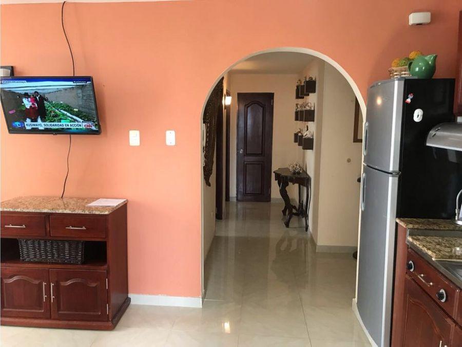 vendo apartamento en bocagrande con uso turistico