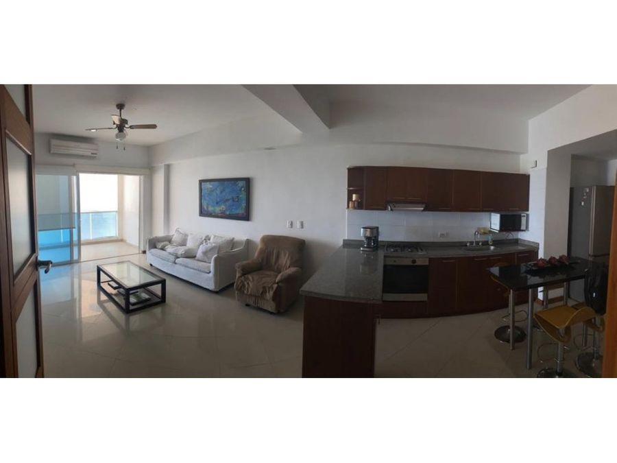 vendo apartamento en bocagrande cerca al mar
