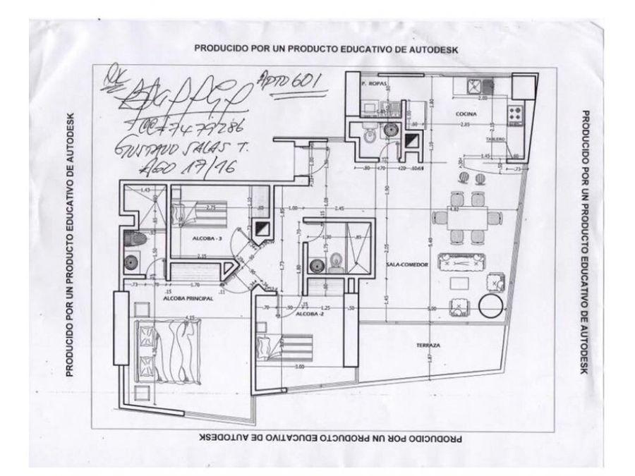 vendo apartamento en cartagena castillogrande